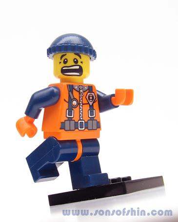 Lego Pilot Spy Runnin May 14 11 Shinzine Com
